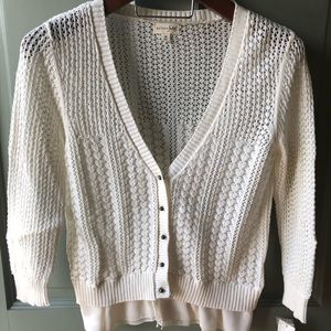 Madison Jules button cardigan. New with tags.